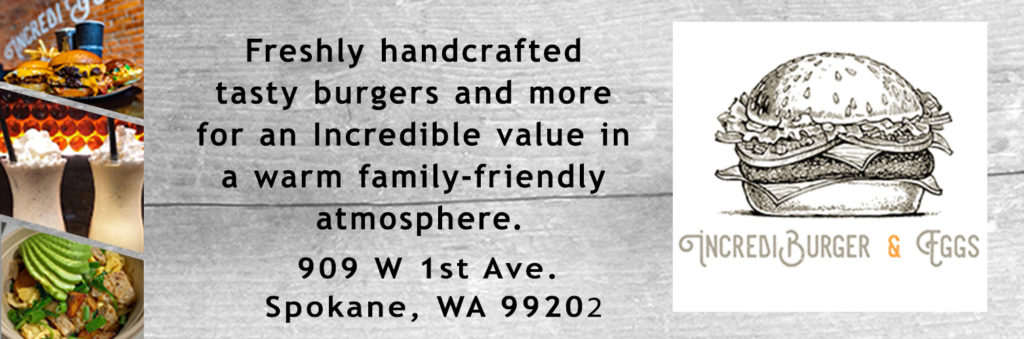Incrediburger and Eggs Incredible value in a warm family-friendly atmosphere