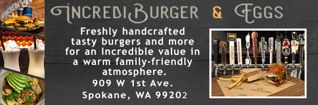 Incrediburger and Eggs be sure to check out the boozy milkshakes