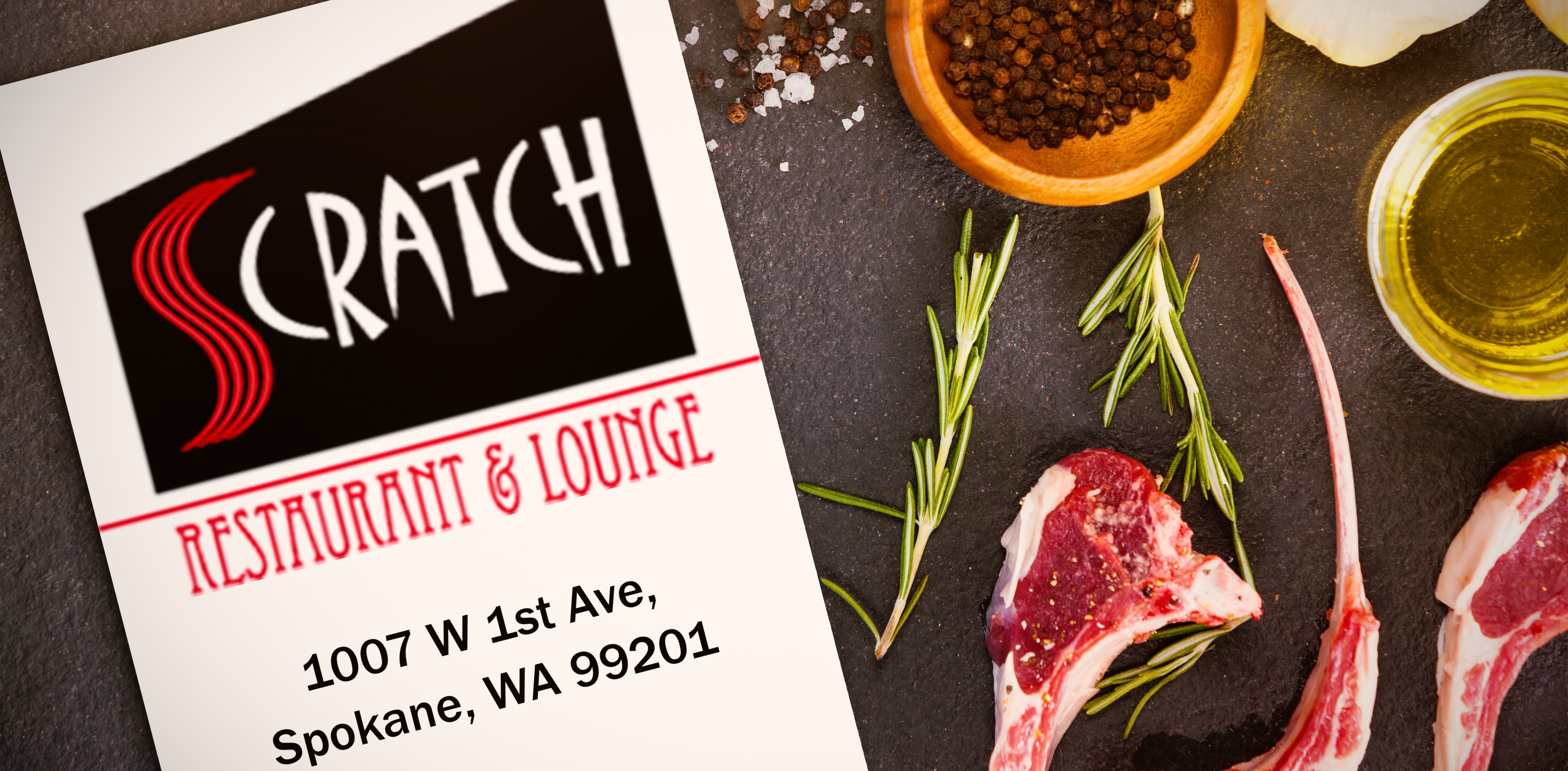 Scratch restaurant and Lounge